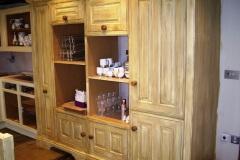Distressed-Custom-Built-Kitchen-Furniture