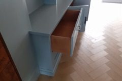 Hand-Painted-Wood-Dye-MDF-Bookcase-Clapham-South-London-6