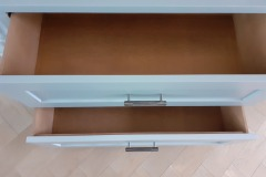 Hand-Painted-Wood-Dye-MDF-Bookcase-Clapham-South-London-9